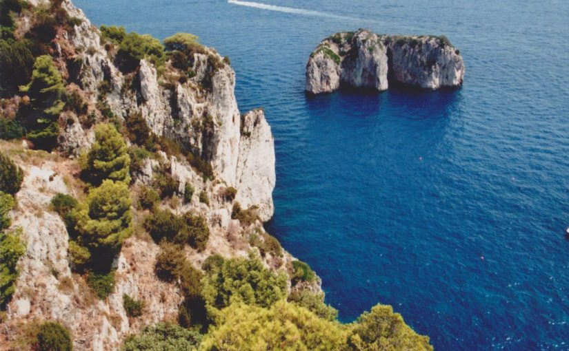 Quer durch (Ana)Capri  (Sept.2012)