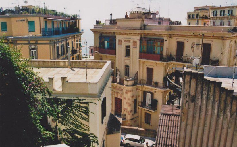Wohnraum italienischer Städte