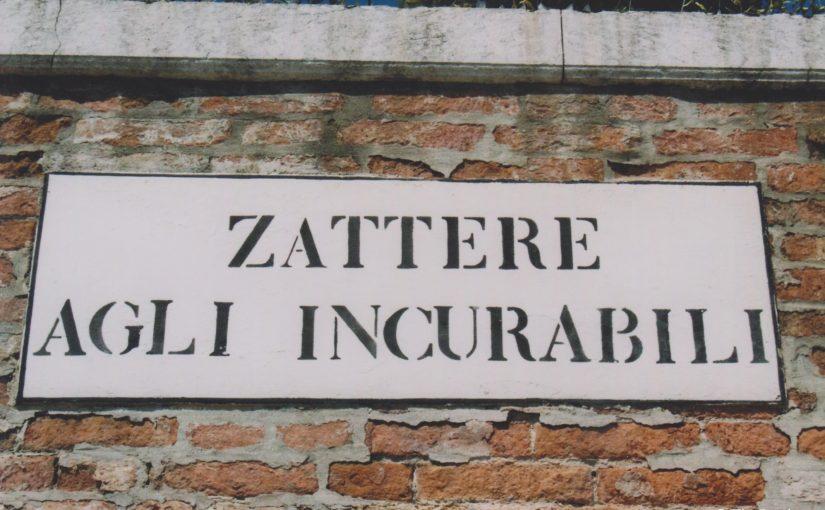 Zattere Dorsoduro (2007/13)