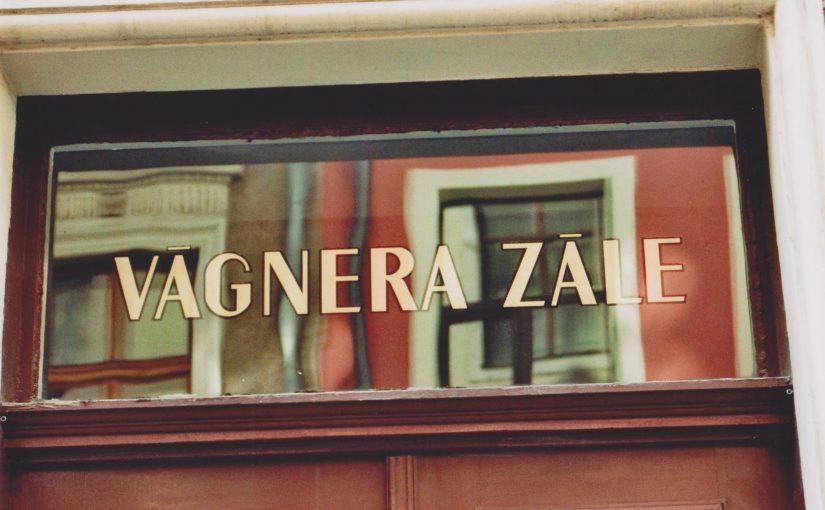 Vāgnera Zāle Riga (Juni 2008)