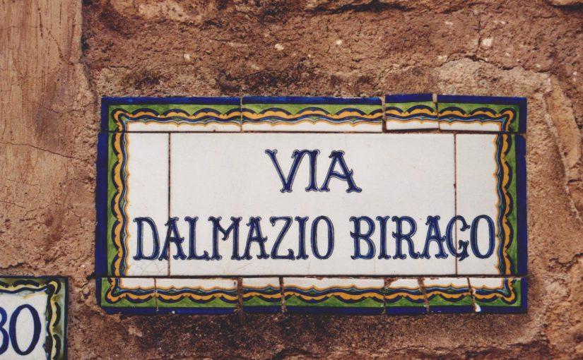 Beschilderungen Italien (1)