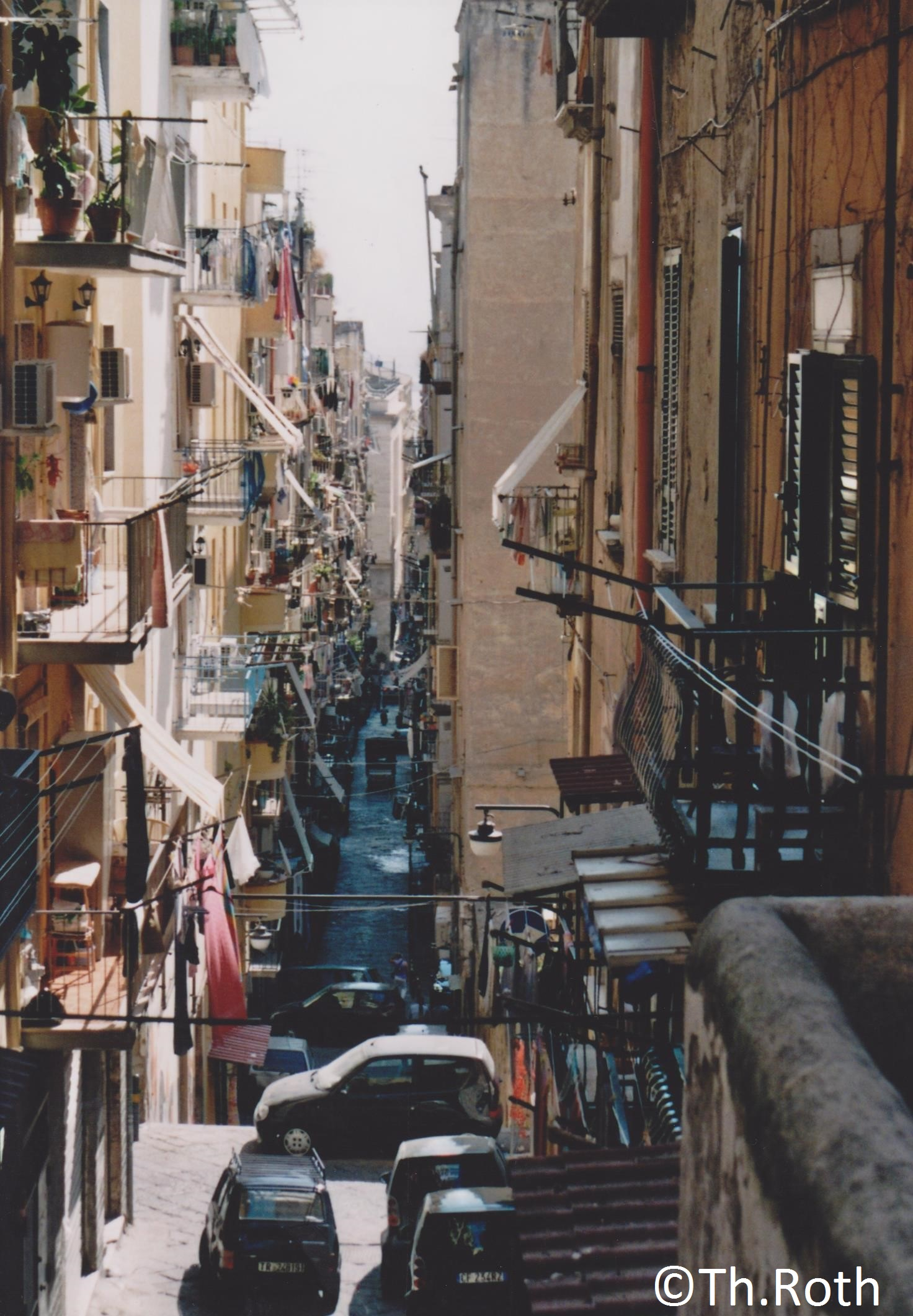 Neapel Kriminalität