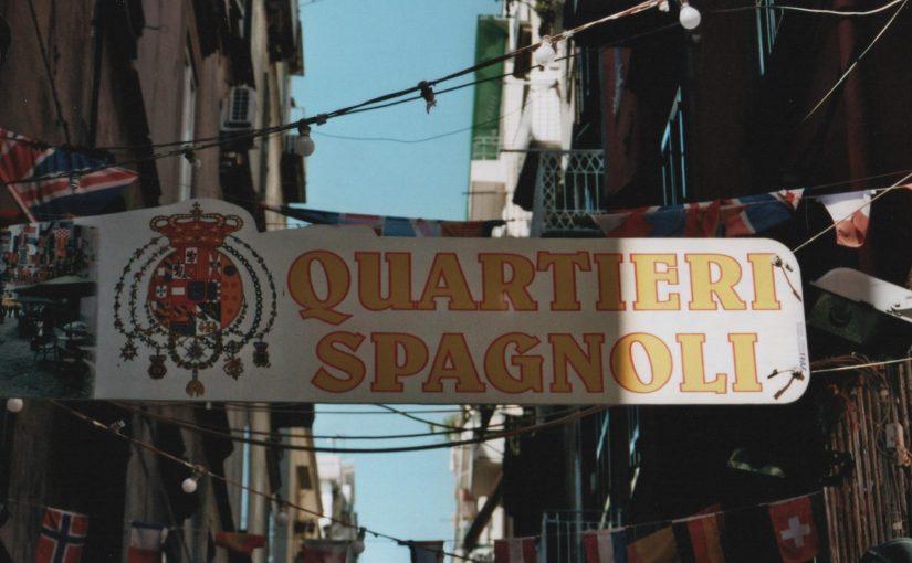 Quartieri Spagnoli Neapel (2009)