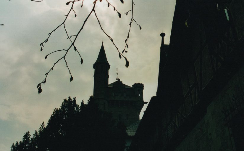 Schloss Rothestein (April 2005)