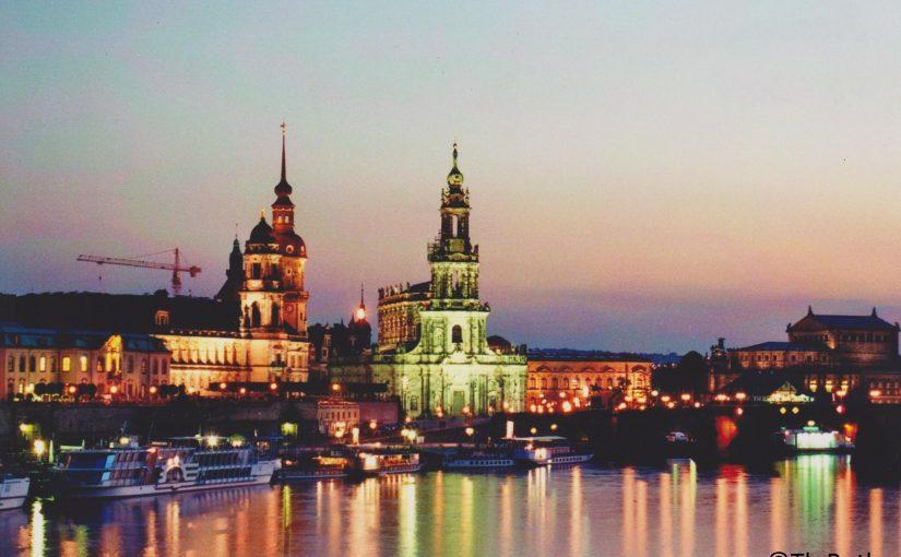 Dresden bei Nacht (2005/08)
