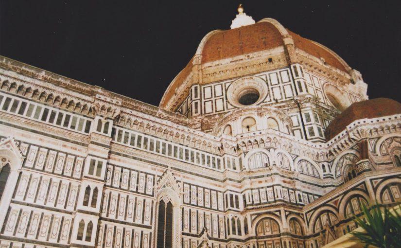 Florenz bei Nacht (Aug. 2014)