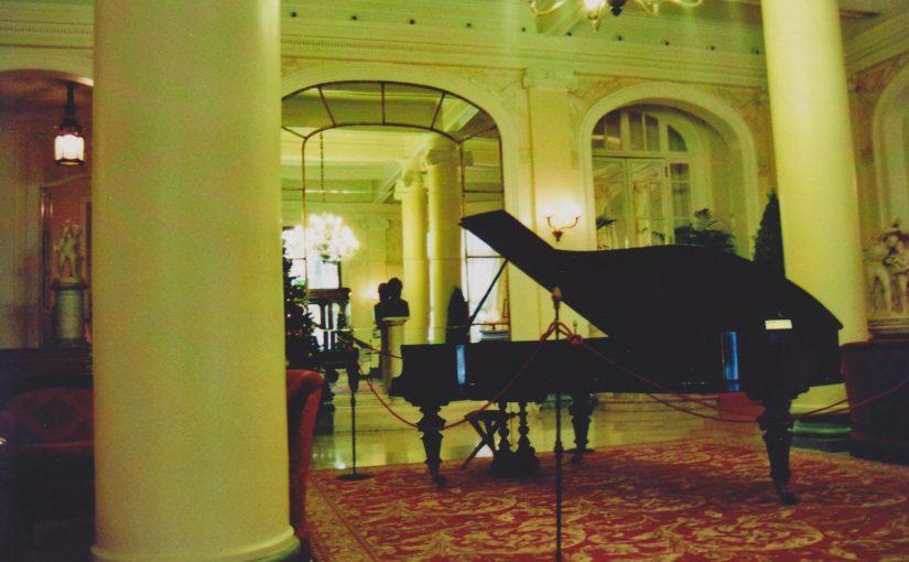 Grand Hotel des Palmes Palermo (1882/2008)