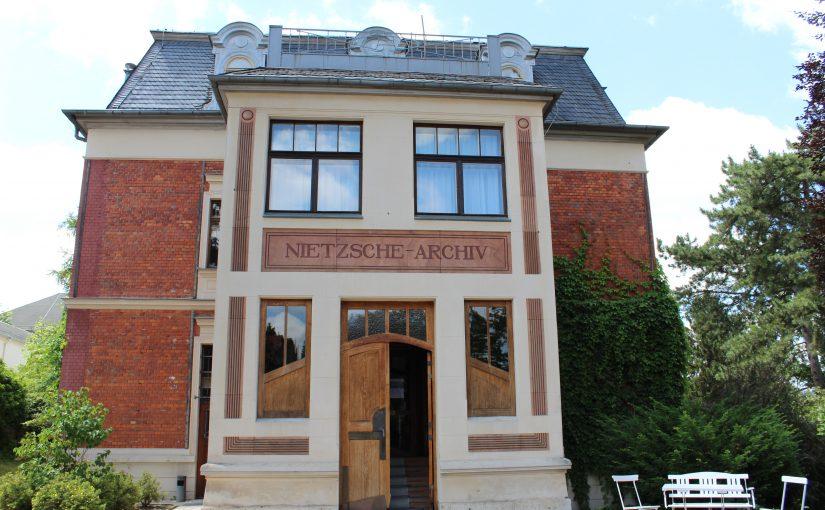 Friedrich Nietzsche in Weimar