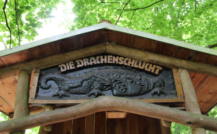 Drachenschlucht bei Eisenach