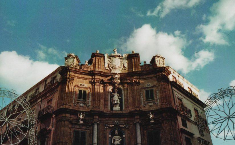 Quattro Canti – Palermo (Weihnachten 2008)