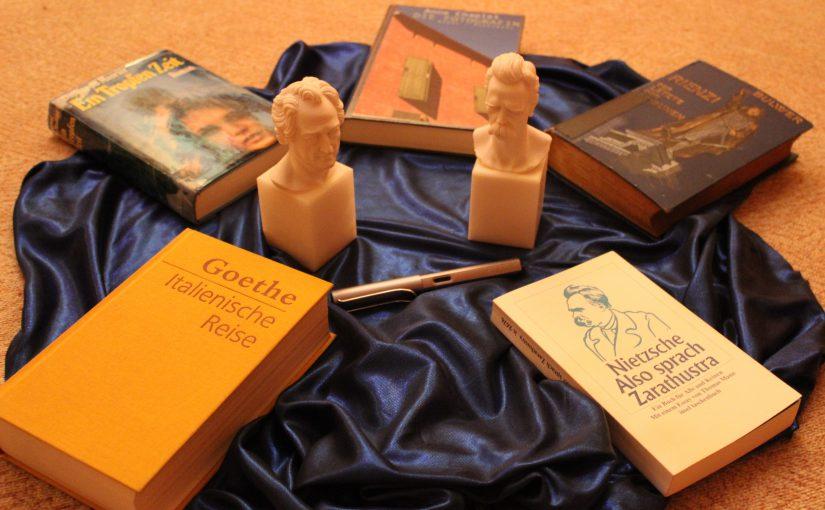 Bücher für die Insel
