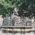 Neptunbrunnen Grüner Markt