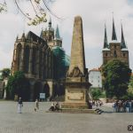Dom und Severi-Kirche