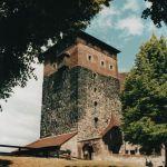 Fünfeck-Turm
